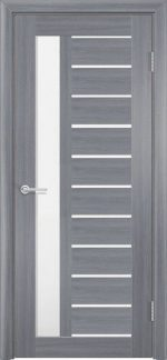 Межкомнатная дверь S 13 (Экошпон)
