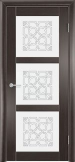 Межкомнатная дверь S 24 (ПВХ пленка)