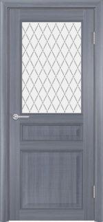 Межкомнатная дверь S 43 (Экошпон)