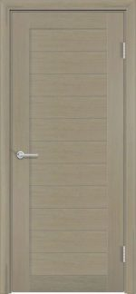 Межкомнатная дверь S 7 (Экошпон)