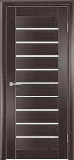 Межкомнатная дверь S 8 (ПВХ пленка)