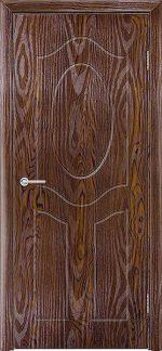 Межкомнатная дверь Ренессанс (ПВХ пленка)