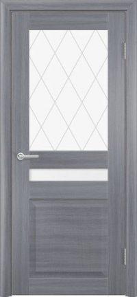 Межкомнатная дверь S 15 (Экошпон)