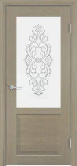 Межкомнатная дверь S 22 (Экошпон)