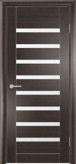 Межкомнатная дверь S 2 (ПВХ пленка)
