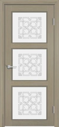 Межкомнатная дверь S 44 (Экошпон)