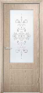 Межкомнатная дверь Ромарио 2 (ПВХ пленка)